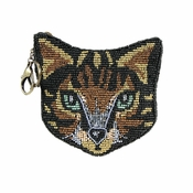 Mary Frances Here Kitty Kitty - Coin Purse