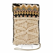 Mary Frances Journey Cell Phone Glasses Pouch