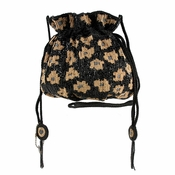 SOLD OUT Mary Frances Lounge Leopard Bag