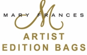 Mary Frances Ltd Edition Artist Edition Bags