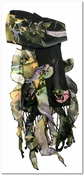 Mary Frances Midnight In Paradise Scarf - 20% OFF TODAY