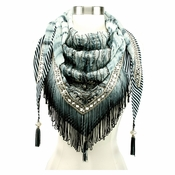 Mary Frances Oceana Scarf - 20% OFF TODAY