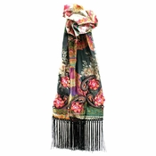 Mary Frances On The Fringe Scarf (Retired) - SALE CLEARANCE