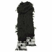 Mary Frances Raven Scarf - 20% OFF TODAY