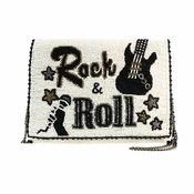 Mary Frances Rock & Roll Clutch