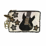 Mary Frances Rock & Roll Coin Purse