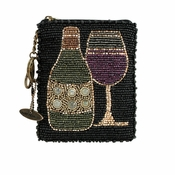 Mary Frances Salute Coin Purse