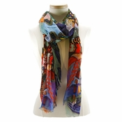 Mary Frances Scarf Inspired