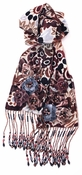 Mary Frances Sienna Scarf - 20% OFF TODAY