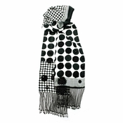 Mary Frances Spot On Scarf (Retired) - CLOSEOUT