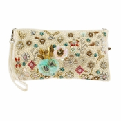 Mary Frances Sweetness Mini Handbag