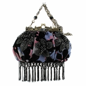 SOLD OUT Mary Frances Tropical Nights Bag