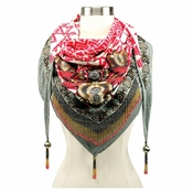 Mary Frances Utopia Scarf - 20% OFF TODAY
