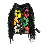 Mary Frances Vibe Black Handbag