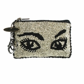 Mary Frances Watch Out - Coin Purse