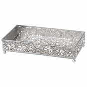 Olivia Riegel Crystal Joan Guest Towel Holder