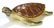 Porcelain Sea Turtle Box