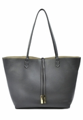 Remi & Reid Departure Tote Grey/Taupe