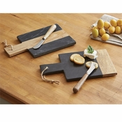 Slate & Wood Board Sets