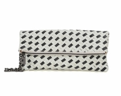 St. Lucia White Clutch - Special Offer
