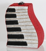 Timmy Woods Piano Bag with Stones