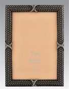 SOLD OUT Tizo Roma Jeweled 4 x 6 Picture Frame - CLOSEOUT