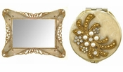 Vanity Trays & Cosmetic Mirrors