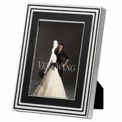 Vera Wang Wedgwood With Love Noir 4x6 Frame