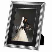 Vera Wang Wedgwood With Love Noir 8x10 Frame