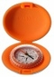 Dalvey Pocket Compass - Orange & Stainless