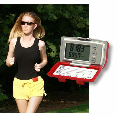 K&R Fitness Coach Pedometer