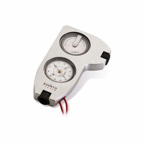 Tandem Compass / Clinometer w/Dec. Adjust