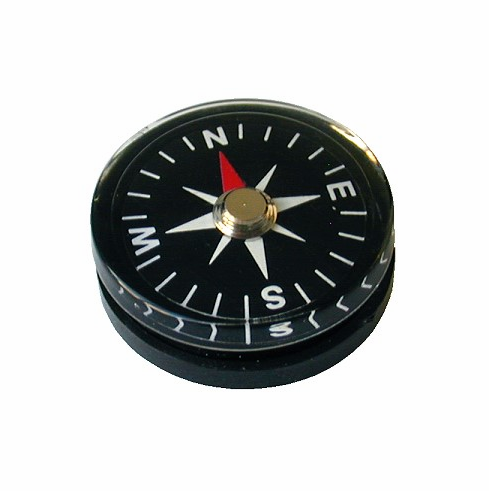 Universe 20mm Liquid Filled Compass (12 PK)