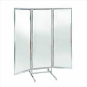 3 Way Floor Mirror