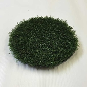 Circle Synthetic Turf Display 12in. diameter