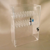E-Cig Display Case (Acrylic)