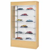 Economy Glass Front Wall Display Case