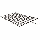 Gridwall 14in.D x 23-1/2in.L Straight Shelf (Box of 6)