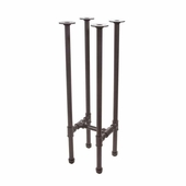 Pipeline Tower Table Frame (Frame Only)