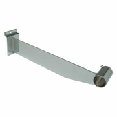 Slatwall 12in. Brackets for 1in. & 1-1/16in. Round Tubing