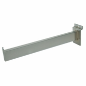 Slatwall 12in. Rectangular Tube Faceout
