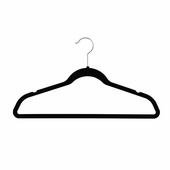 Suit Hanger with Bar (Box of 50)