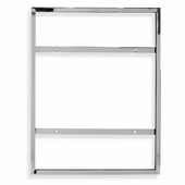 Vertical Sign Holder for Wall Mount 28x22