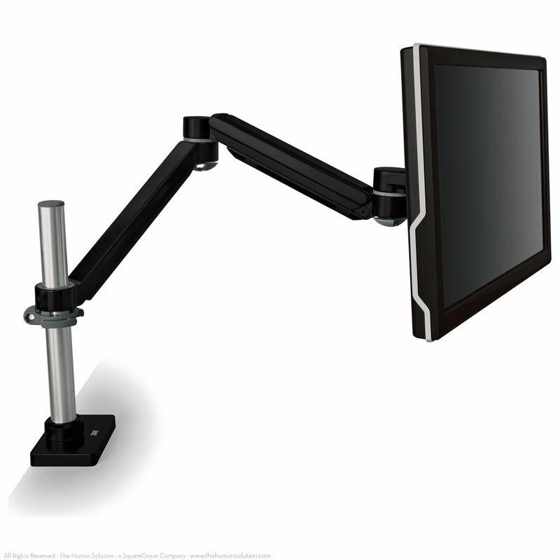 3m Easy Adjust Monitor Arm Ma240mb At The Human Solution