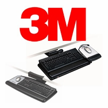 3M Keyboard Trays
