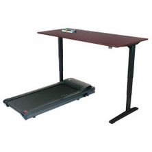 Adjustable Height Exercise Desks