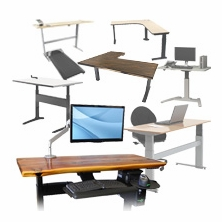 All Standing Desks