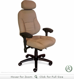 BodyBilt 2509/3509 Extra Tall ''Stretch'' Chair