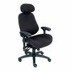 BodyBilt 3504 High Back Big and Tall Chair with Headrest