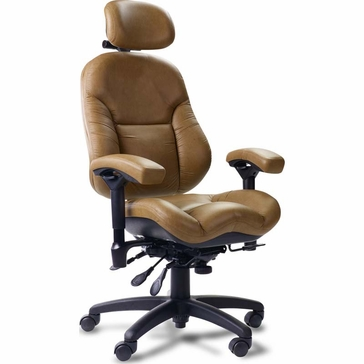 Shop Bodybilt 3507 High Back Executive Chairs With Headrest